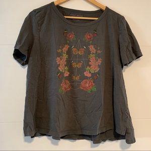 Lucky Brand | Graphic Tee Shirt